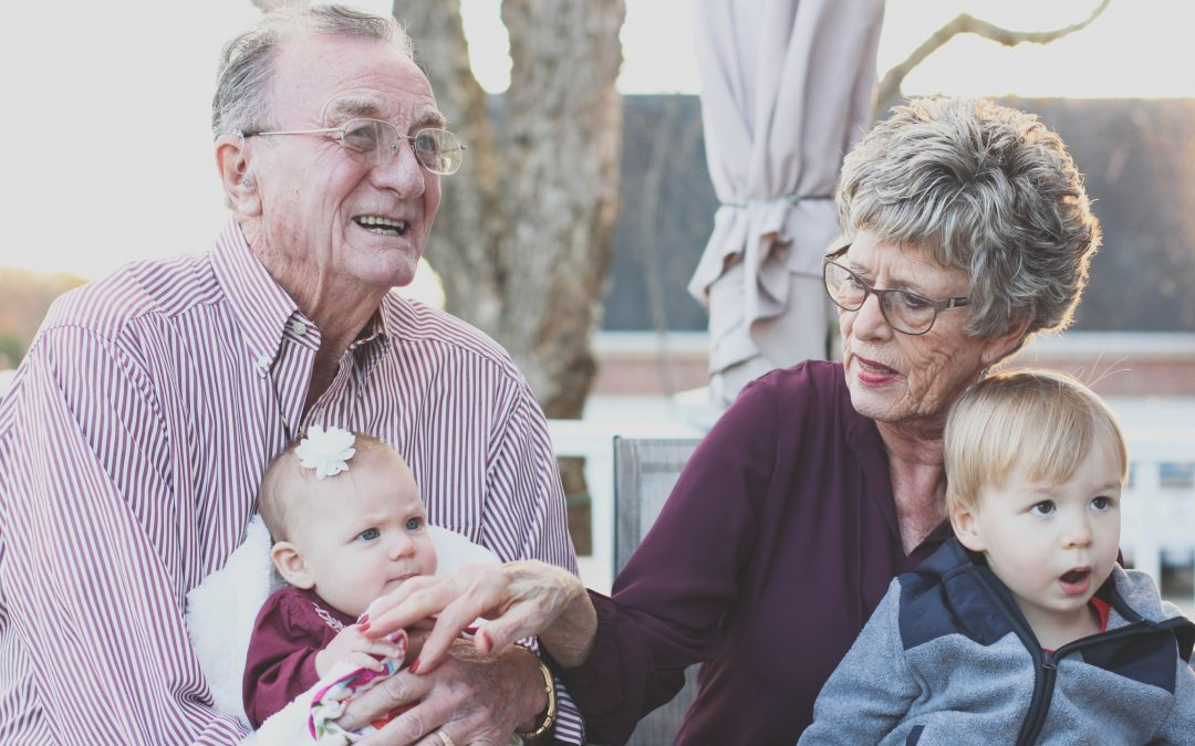 Surviving and Thriving with Grandparents: An appreciation